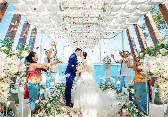 【明星同款】梦幻  巴厘岛  一价全包婚礼