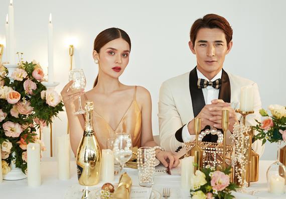 【开春钜惠】超人气韩式轻奢 拍婚照送写真