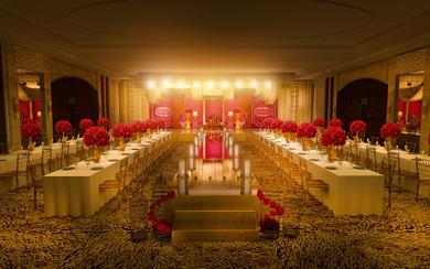 《法式宫廷》主题定制婚礼