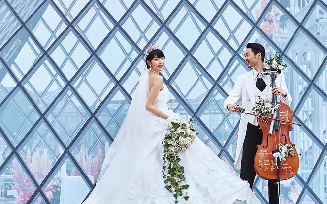 【原创首发】网红婚纱照,全网特价出售