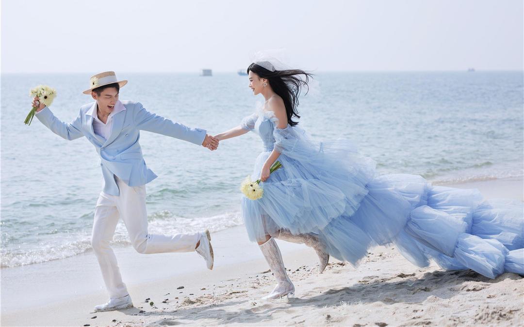 【浪漫旅拍】性价比+底片全送+赠高级订制婚纱