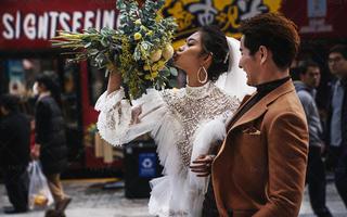 费司高端定制婚纱摄影