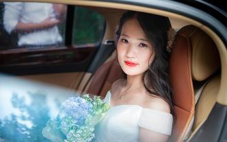 【索娜婚礼】单机位视频 拍摄
