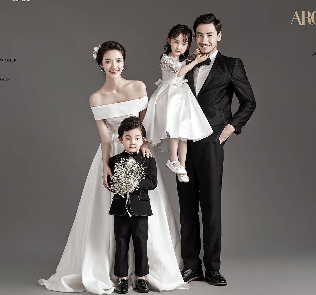酷酷婚纱:全家福、闺蜜照、婚纱照