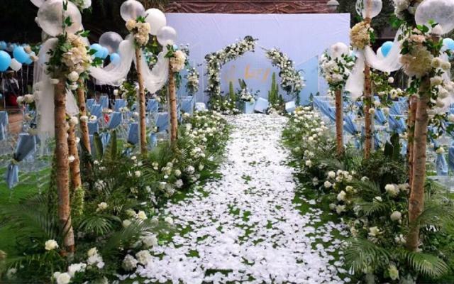 森系婚礼  ▎ 户外婚礼
