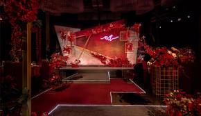 红色新中式大理石特惠19999含四大金刚