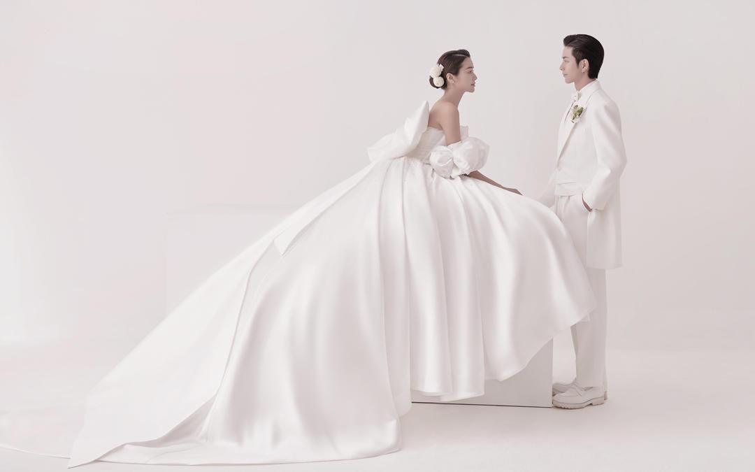 【高定系列】全新主题+总监团队+明星款婚纱