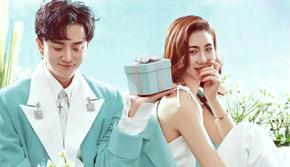 ?丨【拍明星同款】 韩式 小清新婚纱照
