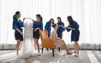 橘子影像-婚礼摄影 总监三机套餐