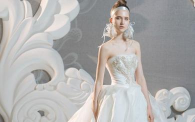 VERA  WANG 婚纱