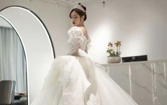 总监创始人化妆档 婚礼当天新娘全天跟妆