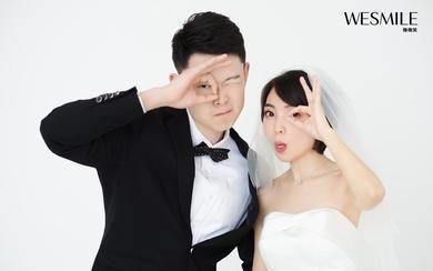 【微微笑婚纱摄影】韩式俏皮