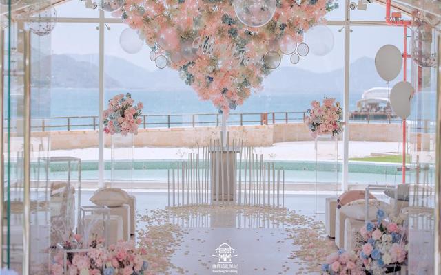 【缘鼎婚礼】水系礼堂婚礼