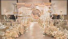 柔美新中式婚礼