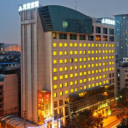 天使宾馆坝尚餐厅