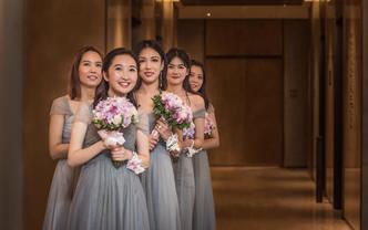 婚礼拍摄-总监档四机拍摄(摄影摄像)