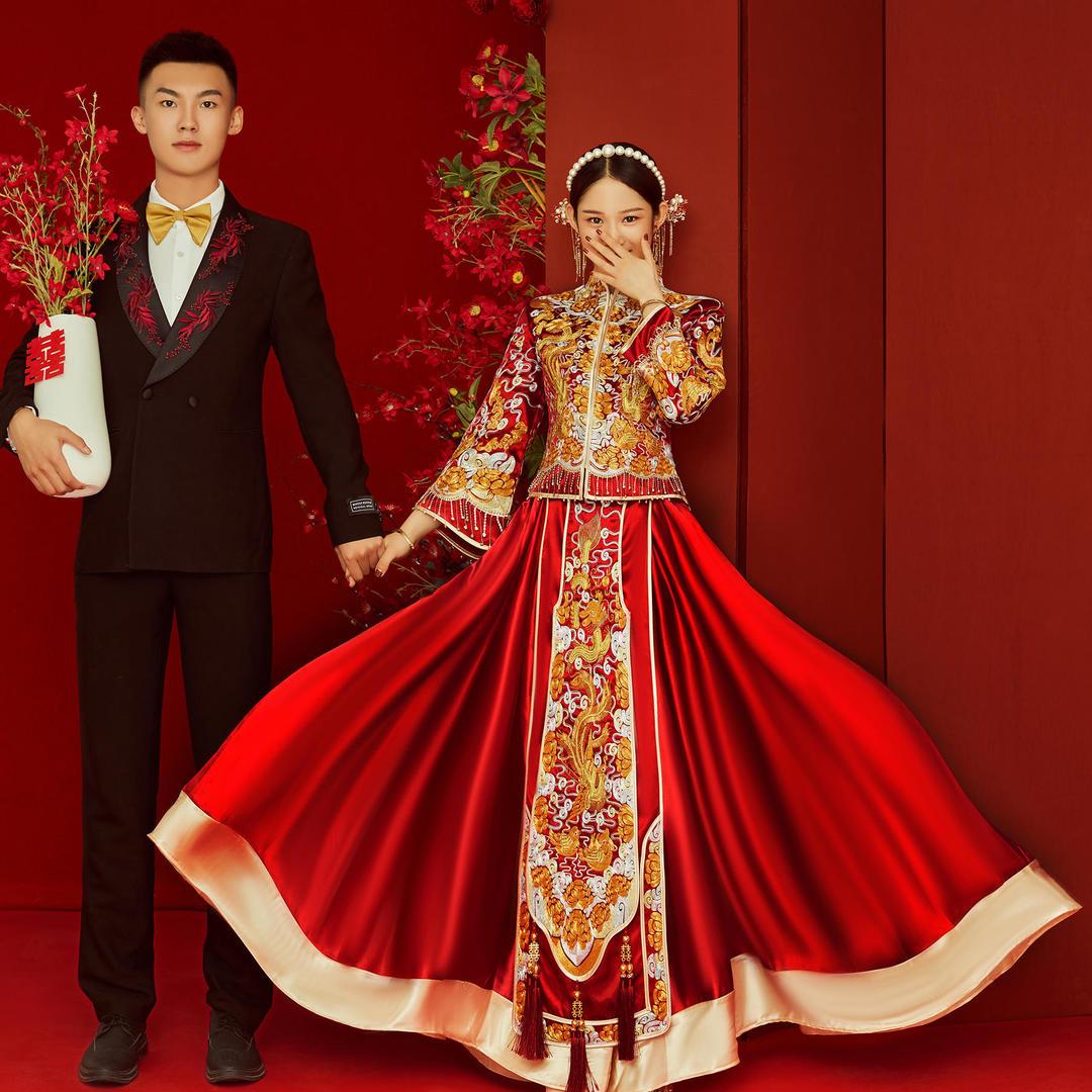 【锦屏记】每一个东方新娘必拍的中式婚纱照