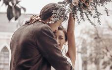 【麦田印象婚纱摄影】城市旅拍