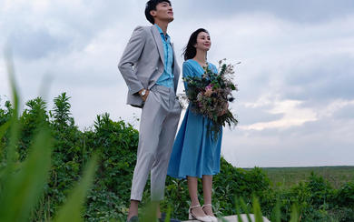 【INS风】清新纪实风婚纱照