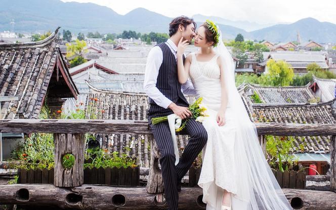 拾光影像国内旅拍婚纱系列