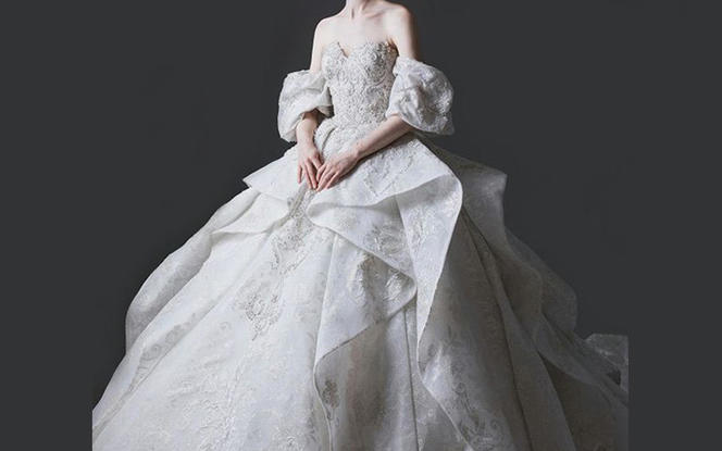 一目了然2020婚纱新时尚