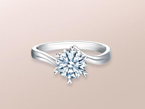 DR求婚钻戒结婚对戒 戒指 BELIEVE系列
