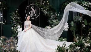 《森屿眷旅》莫兰迪色韩式婚礼