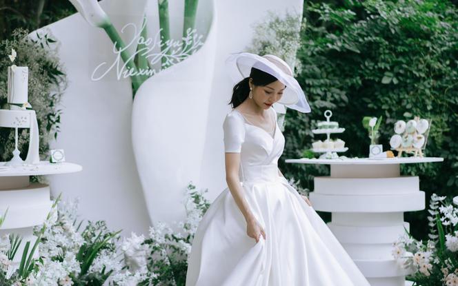 杭州同坞里户外小众清新民宿婚礼《第36个故事》