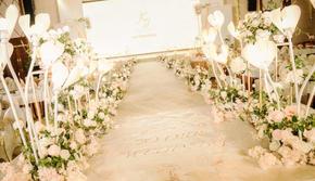 【普诺米尔婚礼】香槟色小预算主题