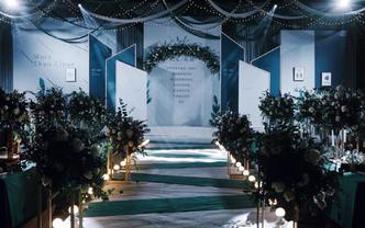 致.你好 | 小众定制婚礼+甜品区+专业灯光