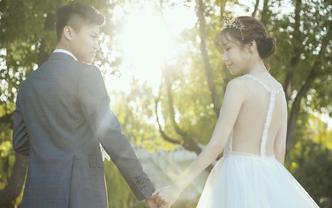 【木森摄影】婚礼跟拍双机位 精修80张+原片全送