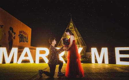 三亚求婚策划/海边场地【Diamond】