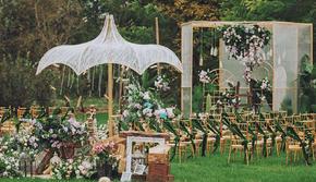 紫悦山庄草坪婚礼——《秘密·守护》