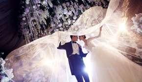 【限量拍摄】奢华潮殿丨网络婚嫁节丨无隐形消费