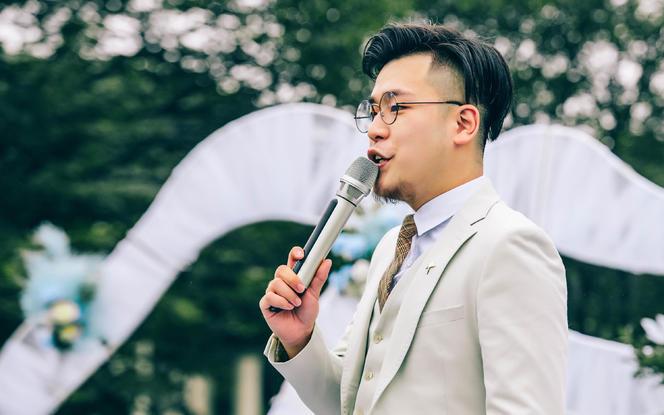 【南昌本地】主持人昊禹 资深主持 创意流程设计