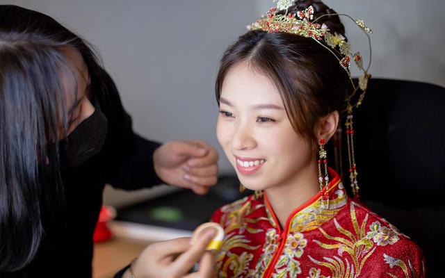 壹天摄影工作室婚礼拍摄案列