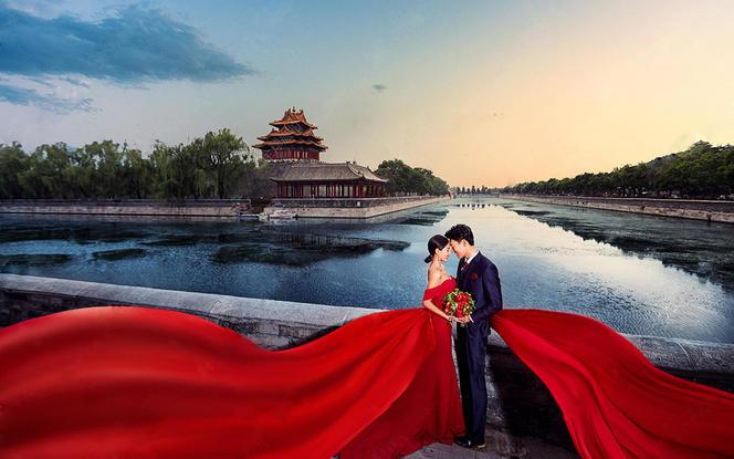 【北京轻旅婚纱】先拍照后付款+618限时抢购!!