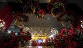 【名人私人订制】潮婚节纯布置浪漫婚礼套餐