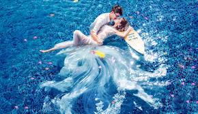 维纳斯婚纱摄影-三亚旅拍赠送哈尔滨拍摄