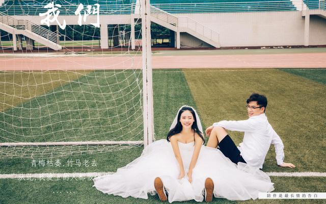 王先生&韩女士客照欣赏。