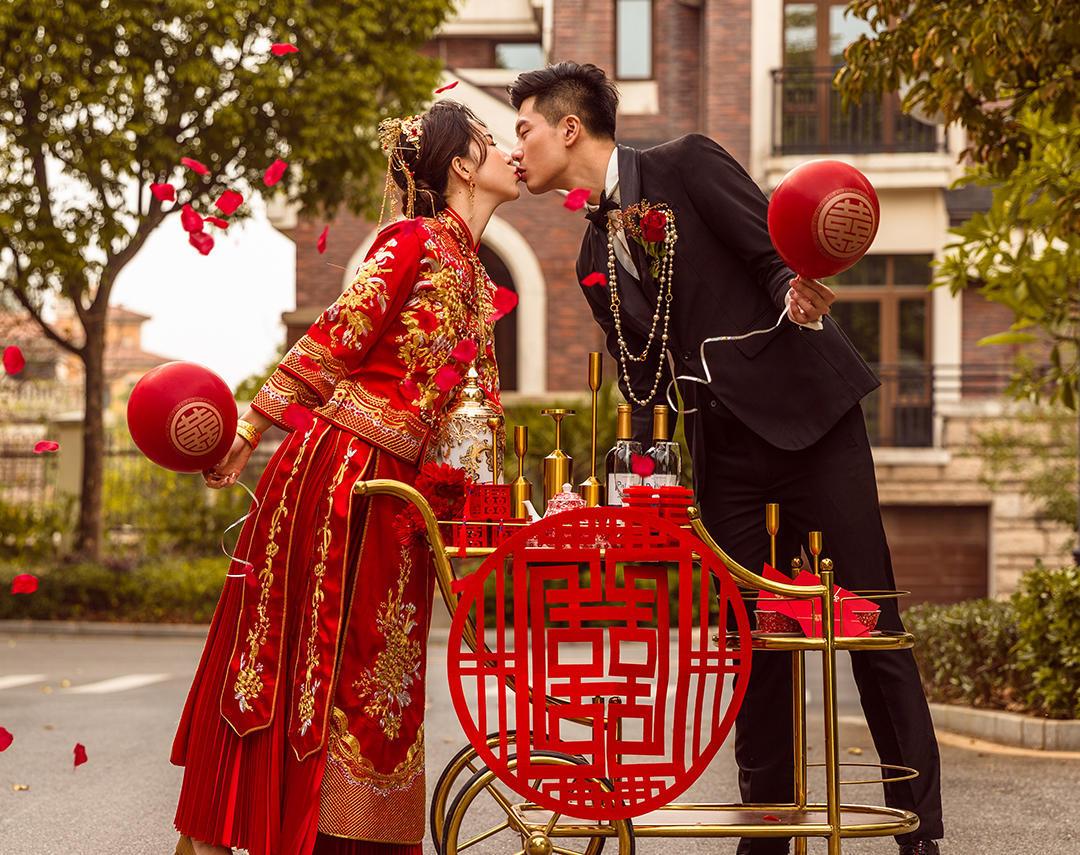 [底片全送]#2021必选中式婚纱照