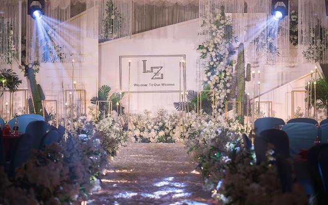 维恋婚礼--韩系室内小预算