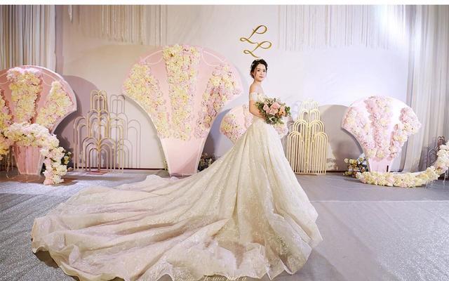 Maegen婚纱礼服造型客片