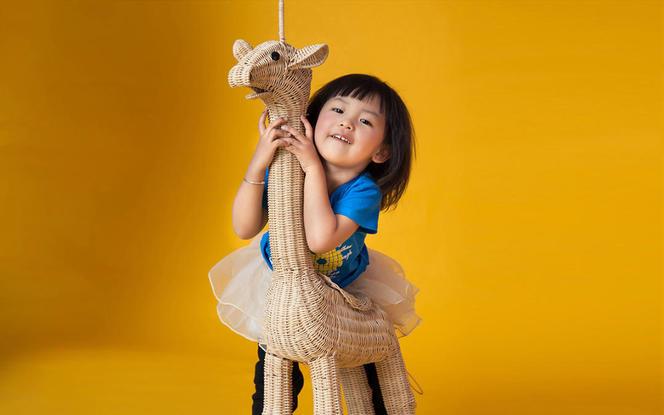 【八月特惠】儿童写真+3服3造+小视频