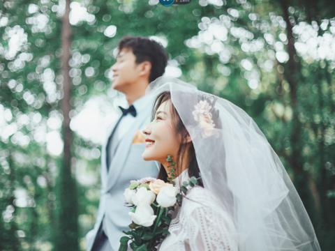 【双十二精拍】马场+草坪+夜景+沙滩婚纱照