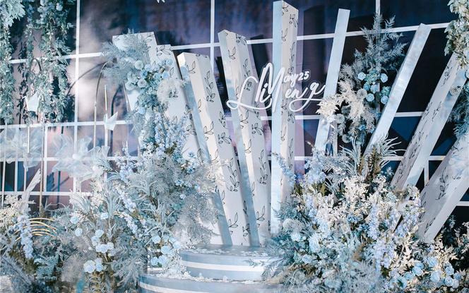 【BOYA铂雅婚礼】秘密的蓝