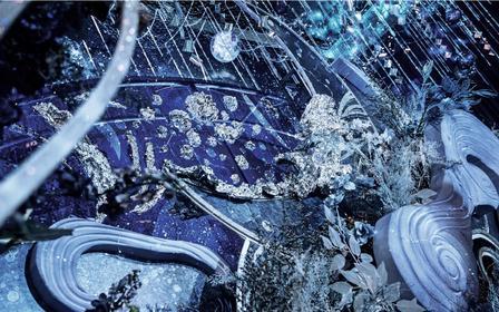 【米迪婚礼】《星河》——唯美浪漫星空主题海洋婚礼