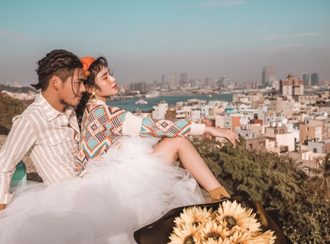 【热恋高雄旅拍】台湾五月天追梦之旅|徕丽婚纱摄影