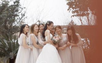 北海婚礼摄像跟拍 快剪 婚礼仪式前可播放