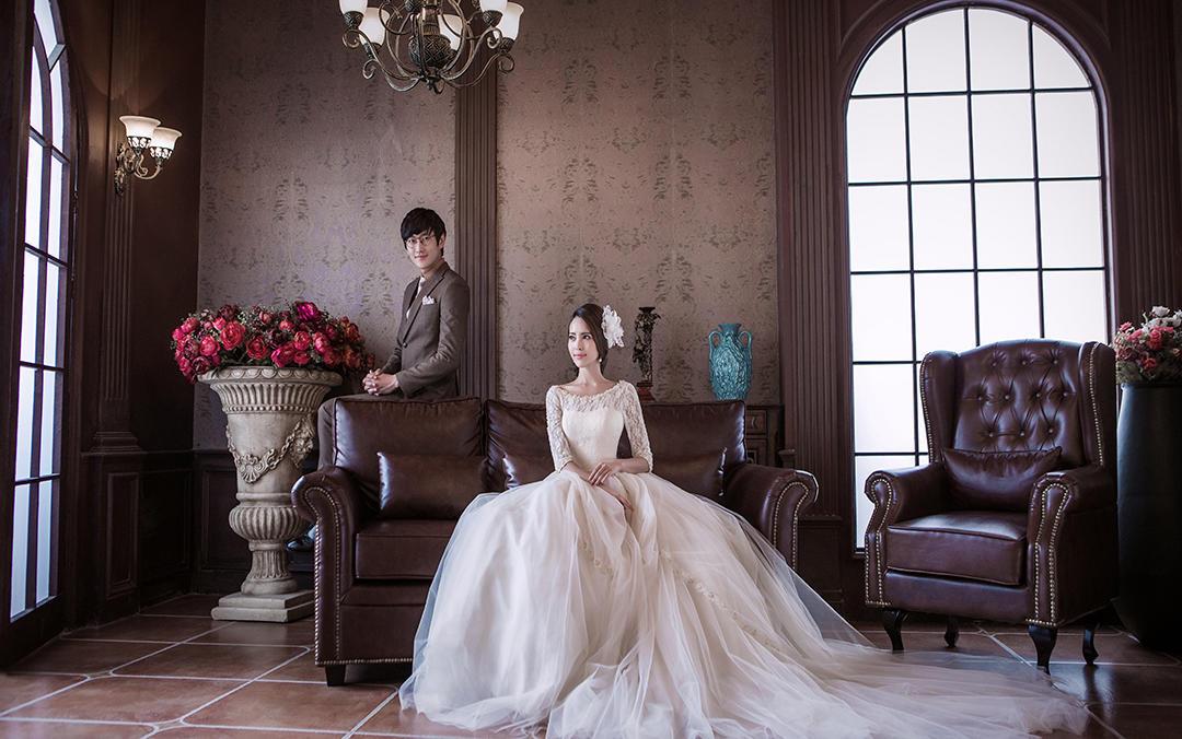 阁楼婚纱婚礼会馆-----爱的旅行